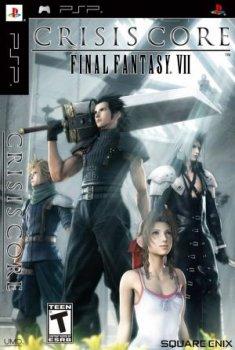 [PSP] Crisis Core: Final Fantasy VII [FULL] [CSO] [RUS]