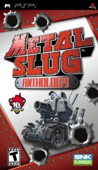[PSP] Metal Slug Anthology [ISO] [PAL|ENG]