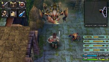 [PSP] Brandish: The Dark Revenant [ISO][NTSC|ENG]