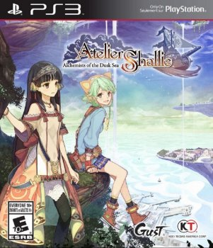 [PS3] Atelier Shallie: Alchemists Of The Dusk Sea [EUR/ENG]