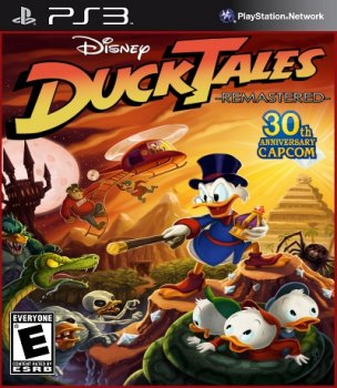 [PS3] DuckTales Remastered [EUR/RUS]