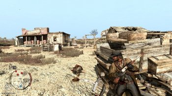 [PS3] Red Dead Redemption (2010) [PSN] [+All DLC] [EUR] [RUS] [Repack]