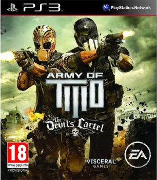 [PS3] Army of Two: The Devil's Cartel [Repack] [USA/ENG]