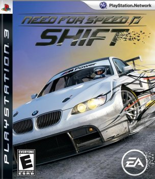 [PS3] Need for Speed: Shift [EUR/RUS]