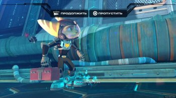 [PS3] Ratchet & Clank: Into The Nexus [EUR/RUS]