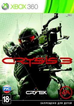 [XBOX360] Crysis 3 [FREEBOOT / RUSSOUND]