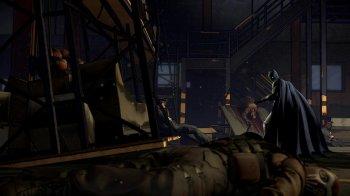 [XBOX360] Batman: The Telltale Series Episode 1-3 + TU 2 [XBLA / RUS]
