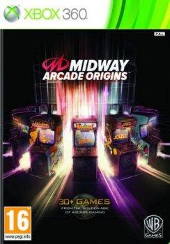 [XBOX360] Midway Arcade Origins [Region Free/ENG] (XGD2/LT+1.9)  Страницы:  1