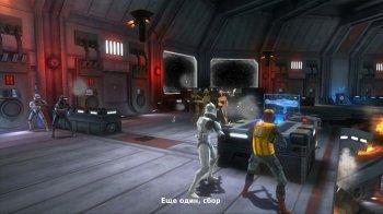 [XBOX360] Star Wars The Clone Wars: Republic Heroes [Region Free / RUS]