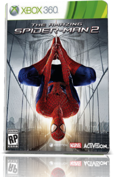 [XBOX360] The Amazing Spider-Man 2 [PAL / RUS][LT+3.0]