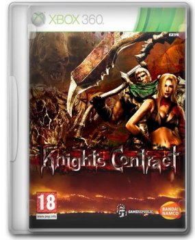 [XBOX 360] Knights Contract [PAL/RUS]  Страницы:  1