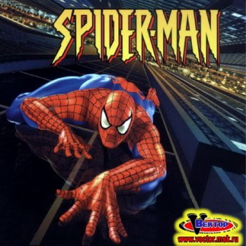 [PS] Spider-man 1 [SLUS-00875] & Spider-Man 2 - Enter Electro [SLES-03623] [Вектор][Full RUS]