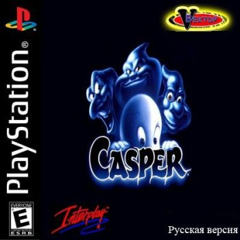[PS] Casper [SLUS-00162][Vector][Full RUS]