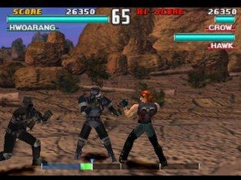 [PS] Tekken 3 [SLUS-00402][ENG]