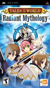[PSP] Tales of the World: Radiant Mythology [FULL] [ISO] [ENG]