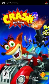 [PSP] Crash Tag Team Racing [FULL] [CSO] [ENG]
