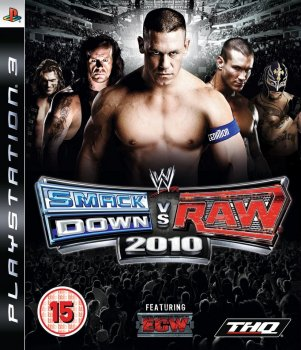 [PS3] WWE SmackDown Vs. Raw 2010 [USA/ENG]
