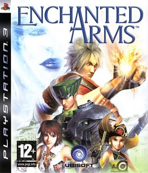 [PS3] Enchanted Arms: Special Edition [EUR/RUS]