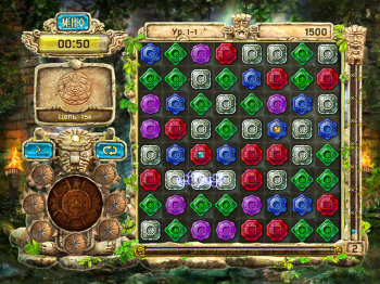 [HD] The Treasures of Montezuma 4 HD [1.1, Три-в-ряд, iOS 6.0, RUS]  Страницы:  1
