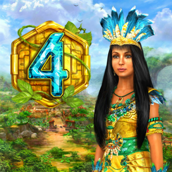 [HD] The Treasures of Montezuma 4 HD [1.1, Три-в-ряд, iOS 6.0, RUS]  Страницы:  1