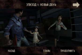 Walking Dead: The Game / Ходячие Мертвецы: Игра [1.3, Квест, iOS 4.3, ENG]
