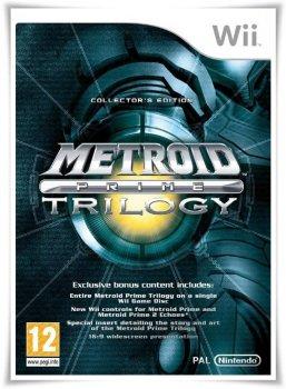 [Nintendo Wii] Metroid Prime Trilogy [PAL / Multi5]