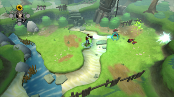[Nintendo Wii] Centipede: Infestation [NTSC, ENG]
