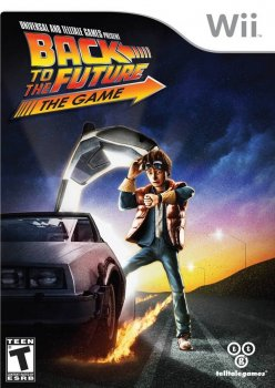 [Nintendo Wii] Back to the Future: The Game [NTSC, multi3]