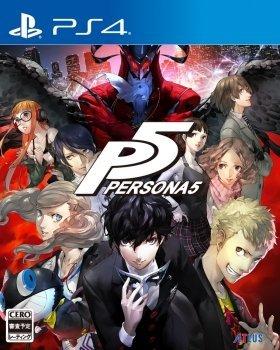Persona 5 - первые оценки долгожданной JRPG от Atlus
