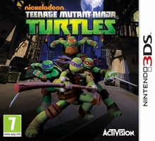 Teenage Mutant Ninja Turtles(EUR,MULTi5)3DS