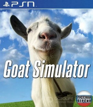 Goat Simulator (2015) [PS3] [USA] 4.21