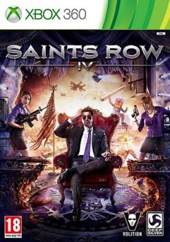 Saints Row IV: Game of the Century Edition (2014) [Xbox360] [Region Free] 16537 [LT+3.0] [License] [Eng]