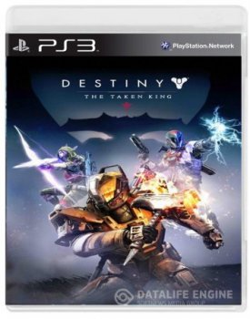Destiny + Destiny: The Taken King скачать для 4.60 / Образ для Cobra ODE / E3 ODE PRO