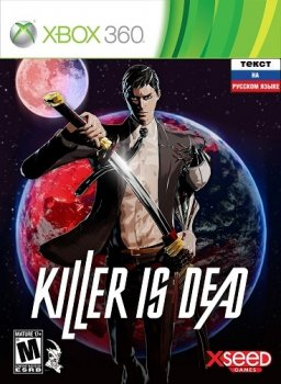 Killer Is Dead (2013) [Xbox360] [RegionFree] [FreeBoot] Ru