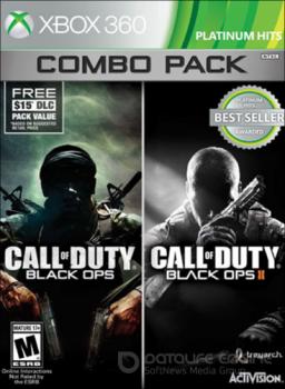 Call of Duty: Black Ops 1-2 [GOD/FullRus]