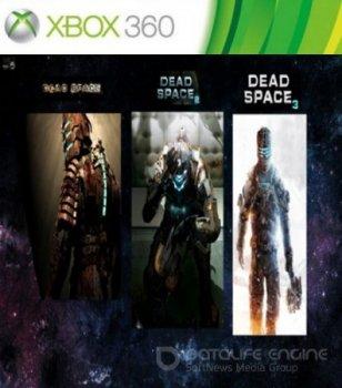 Dead Space 1-3 [GOD/RUS]+ все dlc для всех частей