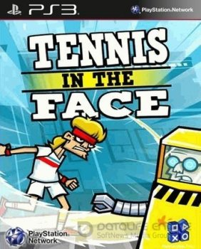 Tennis in the Face (2015) [PS3] [EUR] 4.60+