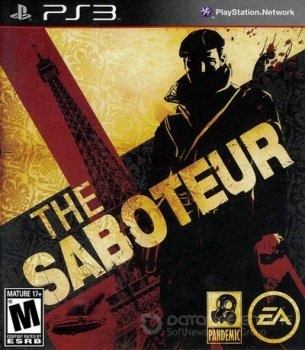 The Saboteur (2009) [PS3] [USA] 3.01