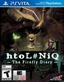 Скачать торрент htoL#NiQ: The Firefly Diary PS Vita