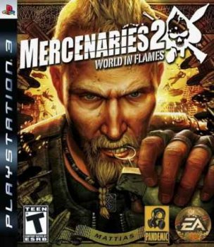 Скачать торрент Mercenaries 2: World in Flames + Blow It Up Again Pack PS3 Cobra ODE