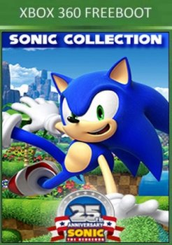 Скачать торрент Sonic collection (FREEBOOT) Xbox360