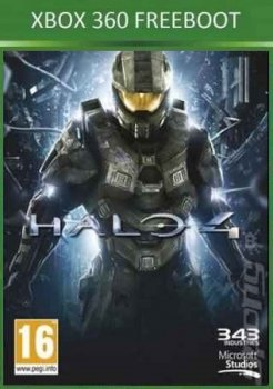 Halo 4 + DLC (FREEBOOT/RUSSOUND) Xbox360