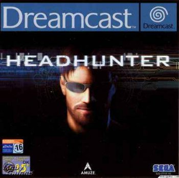 Headhunter (RGR) Dreamcast