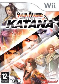 Samurai Warriors Katana [NTSC-U] [ENG] [Scrubbed]