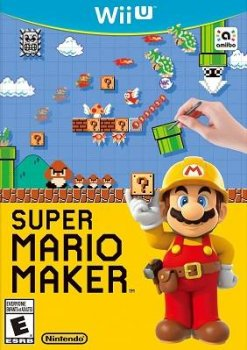 Super Mario Maker Wii U (NUS)