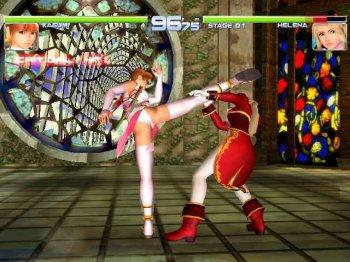 Скачать торрент Dead or Alive 2 (Vector) Dreamcast