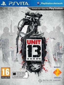 Unit 13 (2012) [PSVita] [EUR] 3.60