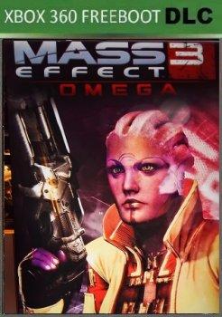 Mass Effect 3 : Omega Xbox360 DLC