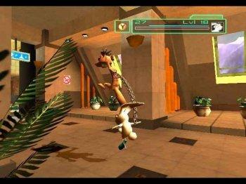 Whiplash PS2