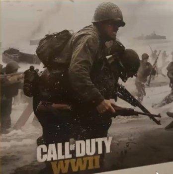 В сети появились постеры Call of Duty: World War 2